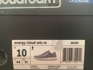 Nosotros running de Wtc Zapatillas 10 M Cloud Adidas hombre para Energy U4TSn1q