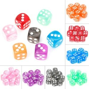 10-pcs-Six-Sided-15mm-Game-Dice-Cube-Round-Corner-Portable-Table-Playing-Games