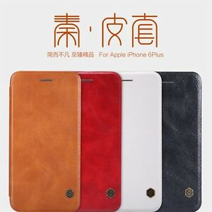 Nillkin-Qin-Flip-Mat-Couverture-en-cuir-pour-iPhone-Samsung-Sony-HTC-phare-Telephone