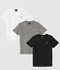 NWT-Hollister-Abercrombie-Must-Have-V-Neck-crew-neck-T-Shirt-3-Pack-FOR-HIM-36 thumbnail 13