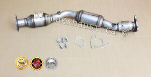 Fits: Pontiac G5 Catalytic Converter w// Gaskets /& Flex Pipe08-10 Pontiac G5