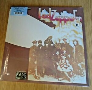 LED-ZEPPELIN-Led-Zeppelin-II-LP-180g-2019-new-mint-sealed-NEW-RELEASE