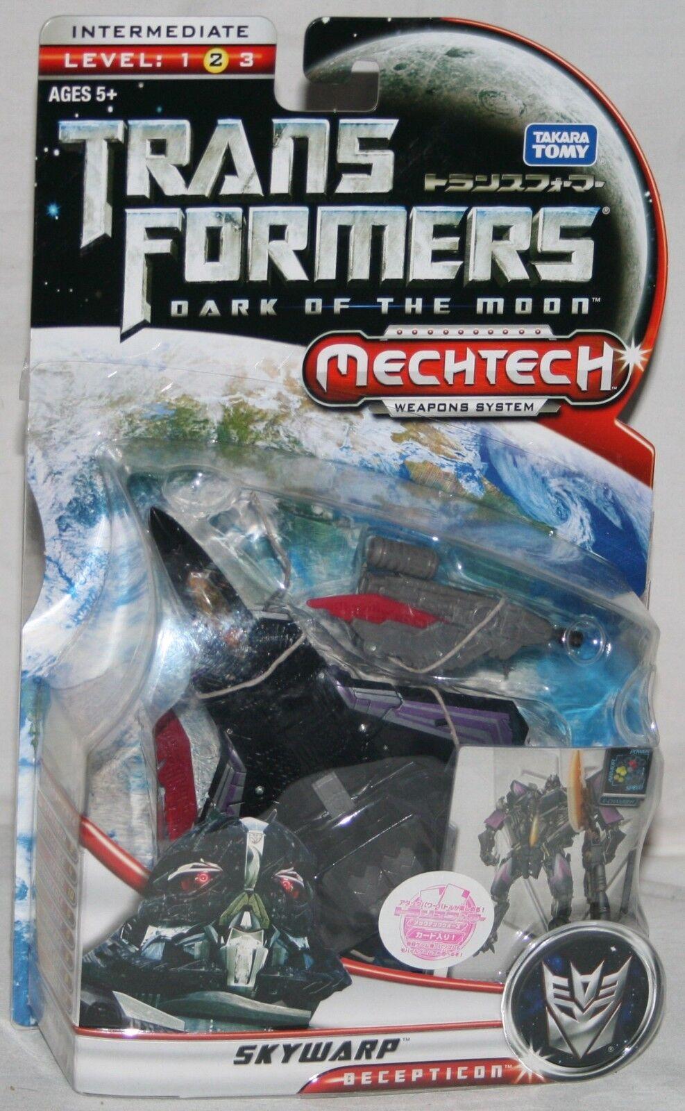 Transformers dotm takara takara takara skywarp dd-10 MOSC 17f5ce