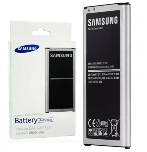 【Retail Package】OEM Samsung Galaxy S5 / Active / Neo Battery + NFC EB-BG900BBU