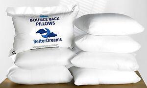 4-Pack-Deluxe-Medium-Super-Bounce-Back-Hollow-Fibre-Pillows-BNWT