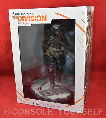 Tom Clancy's The Division - 24cm SHD Agent Collectors Statue Figure Ubi soft