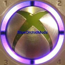 XBOX 360 Ring of Light MOD KIT ROL 5 PINK LED FREE S&H