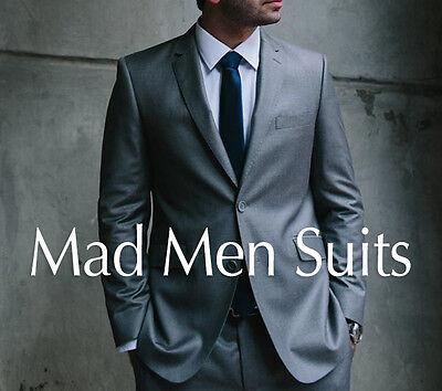 Mad Men Suits