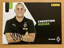 Quirin Löppert AK Borussia Mönchengladbach 2018//19 original signiert