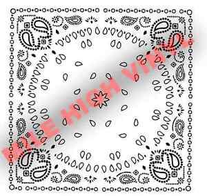 Cerakote Duracoat Bandana Stencil Vinyl High Heat Paint Camouflage Camo Home DIY