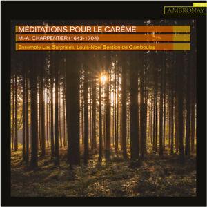 Meditations Pour Le Careme [New CD]