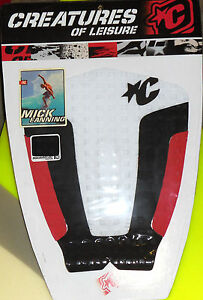 Mick Fanning Designed Creatures of Leisure Surfboard Traction Pad Deck Grip