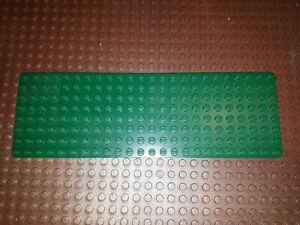 Lego-Bauplatte-3497-plaque-de-base-Vert-8x24-d-039-Herbe-Pelouse