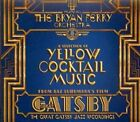 Great Gatsby Jazz Recordings Yellow Cocktail Musi 2013 CD