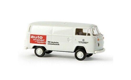 "#33522 - Brekina VW Kasten T2 ""AMS"" - 1:87"