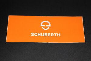 Details Zu 164 Schuberth Helm Helmet Motorrad Aufkleber Sticker Kleber Autocollant Xxl Van