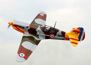 Seagull Dewoitine D-520 French Fighter Aircraft Handcrafted Wood ...