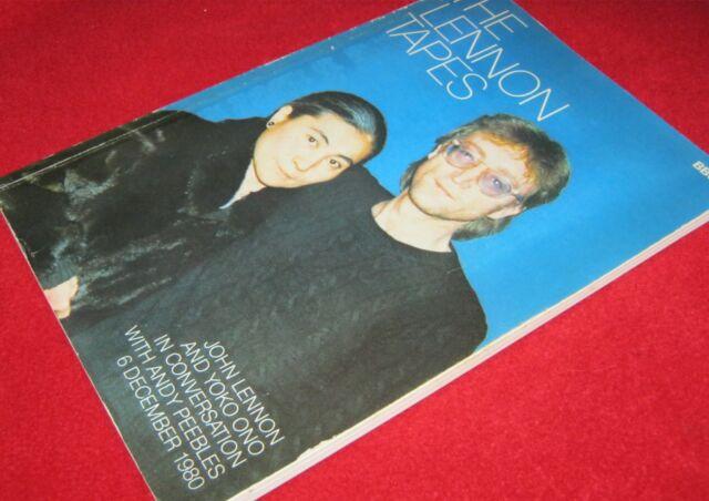 The Lennon Tapes - John LENNON / Yoko ONO & Andy Peebles.  sc     in MELB