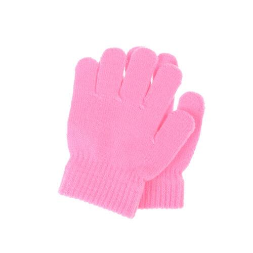 Warme Handschuhe Strickhandschuhe Kinderhandschuhe Vollfinger-Handschuh Gestr Nw