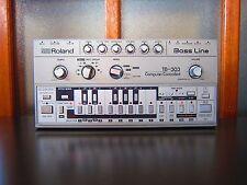 Roland TB-303 Bassline Analog Synthesizer -  Fully Serviced