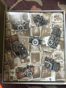 C-R-Gibson-Scrapbook-Collectibles-Vintage-Camera-Design-Archival-Grade-Album
