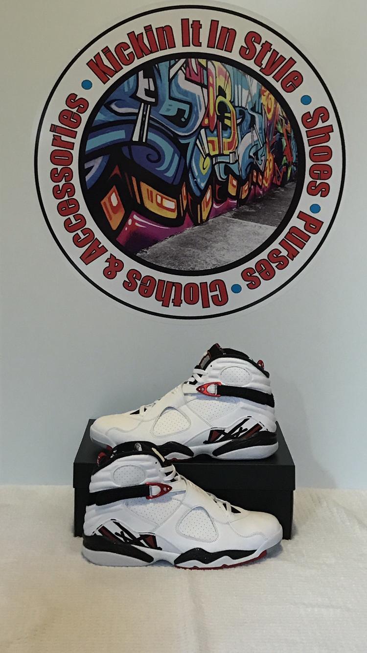 100% Authentic Jordan Retro 8 Alternate size 11.5