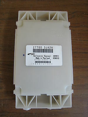 Nissan Pathfinder 27760-3JA2A Amplifier Controller Used Free Shipping