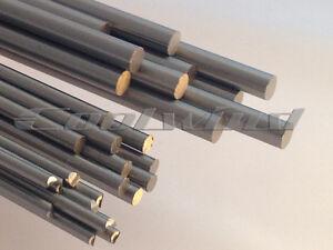 Silver Steel Ground Rod Shaft Round 2mm 3mm 4mm 5mm 6mm