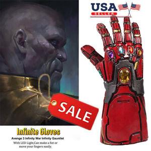 US-Avengers-Endgame-Infinity-Gauntlet-Cosplay-Iron-Man-Tony-Stark-Gloves-Costume