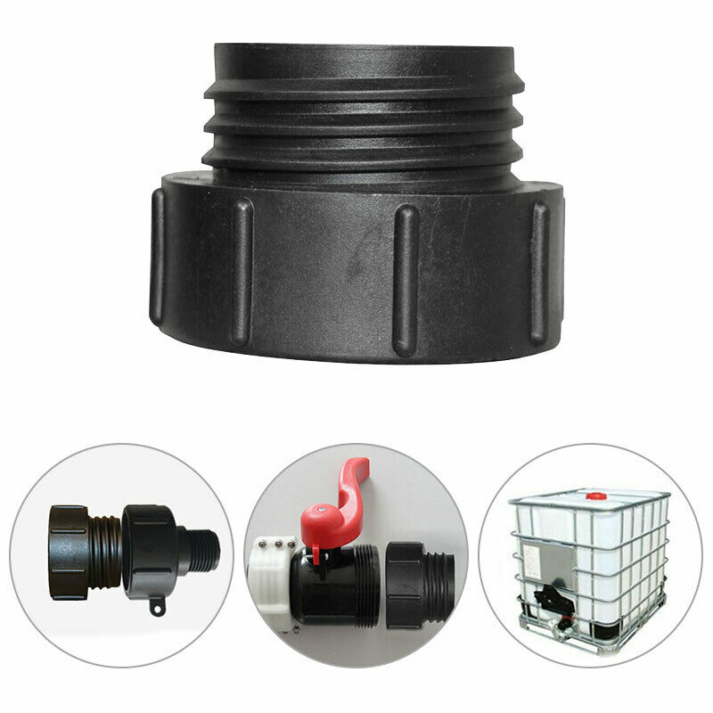 IBC Adapter Connector Fine Thread S60x6 2Inch To Coarse Thread Container-Tank