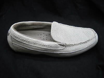 Clever Sperry Top-sider Beige Leather Slip Ons Mens Loafers Shoes Sz 9.5m 0782623 Clothing, Shoes & Accessories Casual Shoes