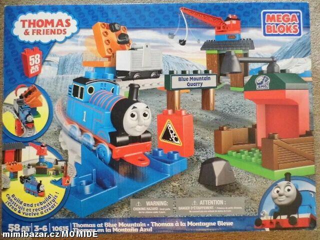 Mega Bloks Thomas the Tank Engine at Blau Mountain