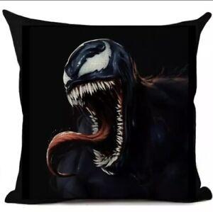 "Marvel Venom Movie Popular Throw Pillow Case Cushion 16 /""18/"" 20/"" Cover"