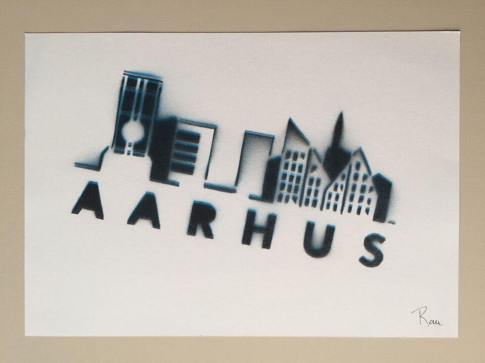Motiv, Rau, motiv: Aarhus
