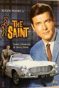 DVD-The-Saint-Set-2-6-disc-set-Roger-Moore-PAL-R0-All