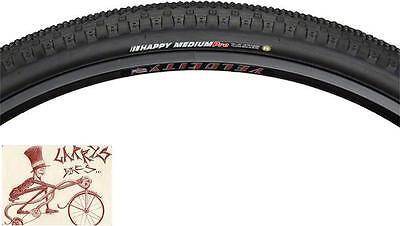 Kenda Happy Medium Pro Tire 700 x 40c DTC Folding Bead Black
