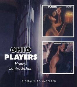 Ohio-Players-Honey-Contradiction-New-CD-UK-Import