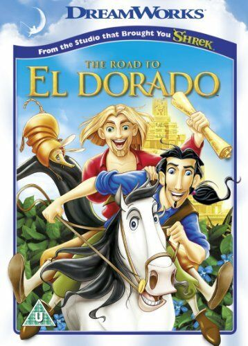 1 of 1 - The Road to El Dorado **NEW**