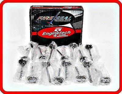 Engine Exhaust Valve DNJ EV434 fits 99-01 Mazda Protege 1.6L-L4
