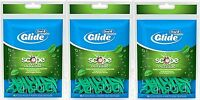 Oral-b Glide Scope Dental Floss Picks 75 Ct ( 3 Pack ) 225 Total