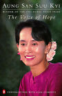 The Voice of Hope by Aung San Suu Kyi (Paperback, 1997)