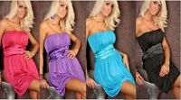 """Summer Sales! Girls Cocktail Dress """"Super Mini"""" HOT SEXY dress Party Clubbing"""