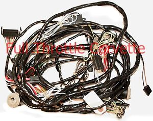 1974 Corvette Rear Lamp Body Wiring Harness NEW | eBayeBay