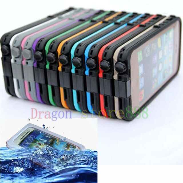 Waterproof Shock/Snow/Dirt Proof Durable Case Cover For apple iphone 5 5S 5G SE