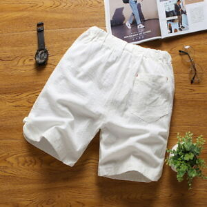 Men-Summer-Beach-Fashion-Shorts-Athletic-Gym-Sports-Training-Swimwear-Short-Pant