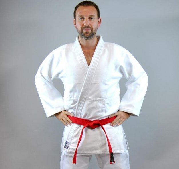 Phoenix Judo Gi Ultimate II Weiß, CVC 800gr. 150-200cm. Judo Suit, SV, FDC etc.