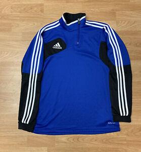 Adidas Climacool 1/4 Zip Soccer Track Jacket Size Men's Medium   eBay