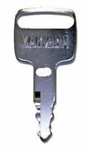GENUINE YAMAHA KEY - OUTBOARD IGNITION REPLACEMENT KEY #384 90890-55881