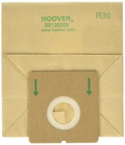 Replacements-5-Hoover-R30-Bags-and-2-Filters-Part-40101002