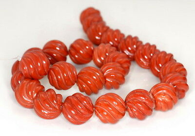 6MM BRICK RED JASPER GEMSTONE BROWN ROUND LOOSE BEADS 15/""